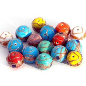 Lampwork Beads Mixe