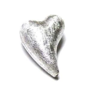 Silber Herzen