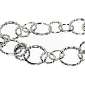 Endlosketten aus Silber