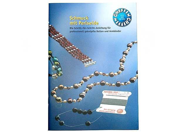 Schmuck mit Perlseide Anleitung zum Perlenknüpfen