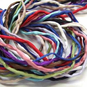 Habotai-Seidenbänder
