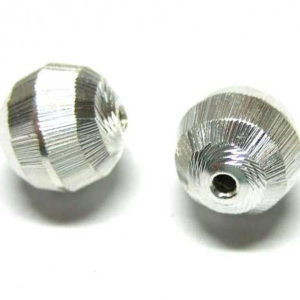 Silberperle Kugel