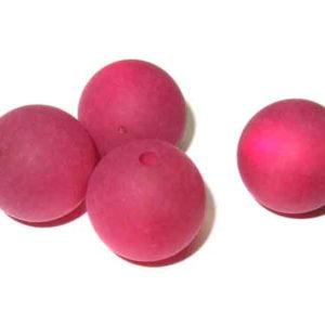 Polarisperle 6 mm berry rund