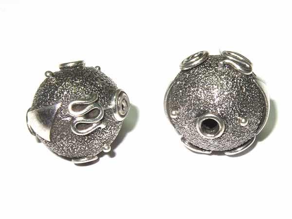 Bali Beads Silberperle 8876