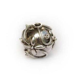 Bali Beads Silberperle 4313