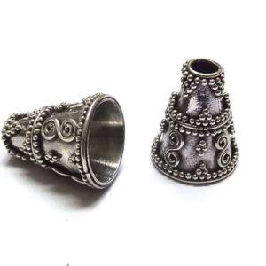 Bali Beads Silberperle 10414