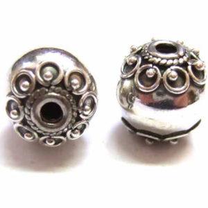 Bali Beads Silberperle 12673