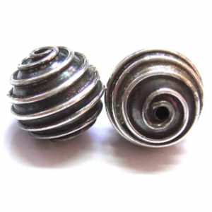 Bali Beads Silberperle 12685