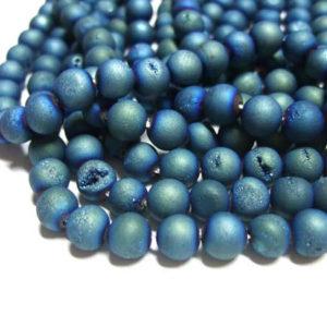 Geode Drusen Perlen