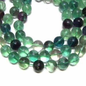 Fluorit Perlen