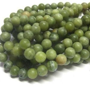 Taiwan Jade Perlen