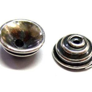 Bali Beads Silber Perlkappe 14348