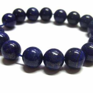 Lapis Lazuli Perlen kurzer Strang Kugeln 14 mm