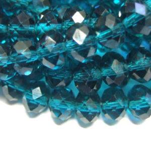 fac. Glasrondelle 8 mm