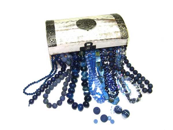 Perlen Shop 1000art für Perlen und Schmuckzubehör