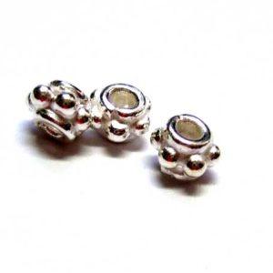 Silberperlen Spacer 15765 Silberzwischenteil