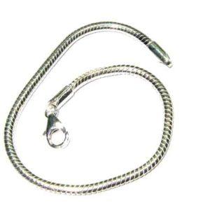 Basis Armbänder 925-Silber