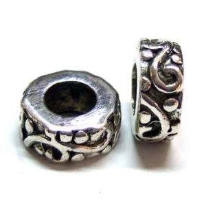 Modul Perlen 925-Silber