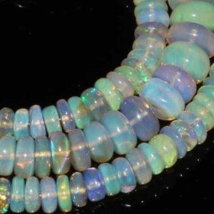 Welo Opal Perlen