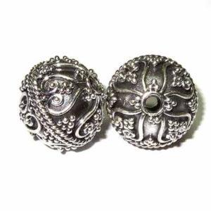 Bali Beads Silberperle 11019
