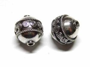 Bali Beads Silberperle 11024