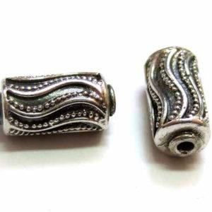 Bali Beads Silberperle 12672