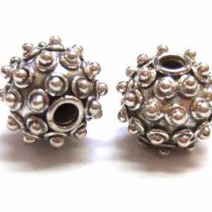 Bali Beads Silberperle 12679