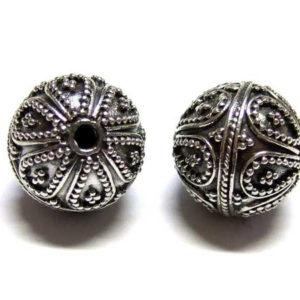 Bali Beads Silberperle 15390