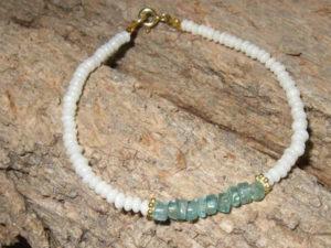 Armband Koralle Apatit