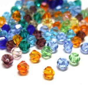 Kristallschliffperlen