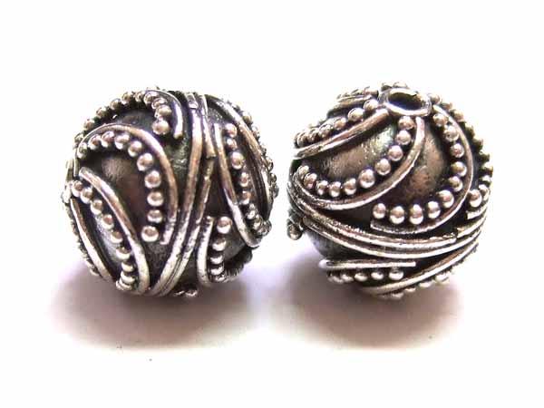 Bali Perle 12677 Silberperle