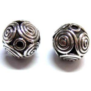 Bali Perle 15526 Silberperle