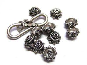 Bali Beads Silberperlen