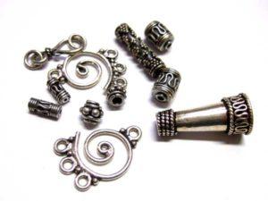 Perlenfachgeschäft 1000art Silberperlen