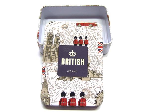 Metallbox 15703 very british