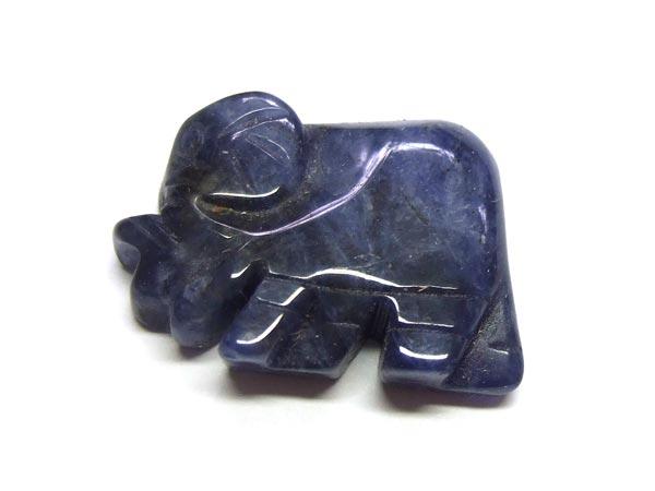 Sodalith Elefant
