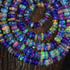 Welo Opal Perlen Strang 15821